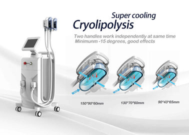 Máquina Multifunction do emagrecimento de Cryolipolysis com sistema esperto do isolamento