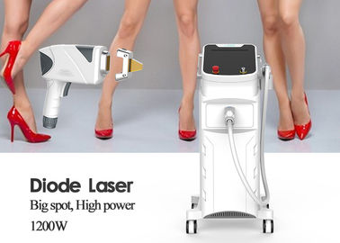 Laser Painfree 1 do diodo do Portable 755nm 808nm 1064nm - frequência do pulso 10Hz